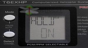 一步一步设置CCPM电直 发射机篇6EXHP